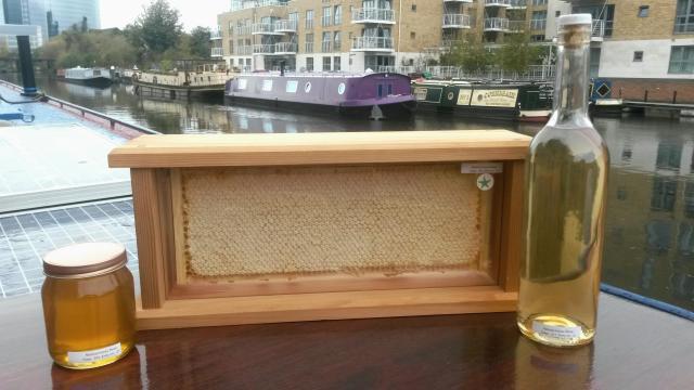 honey show frame ect new